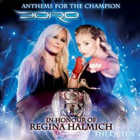 DORO EP: Anthems For The Champion - The Queen